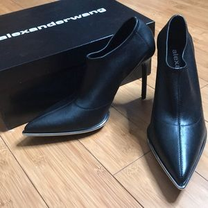 💯 Alexander Wang Ankle Boots